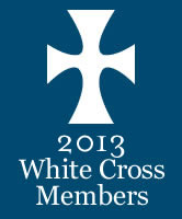 white cross members 2013